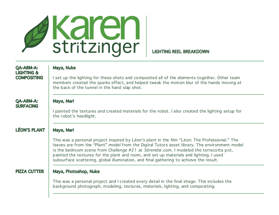 stritzingerKarenLightingBreakdown